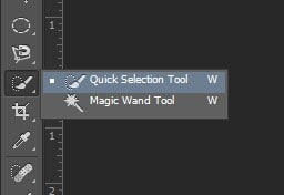 Select the Tool
