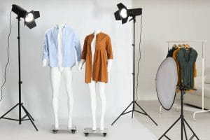 Ghost Mannequin Photography
