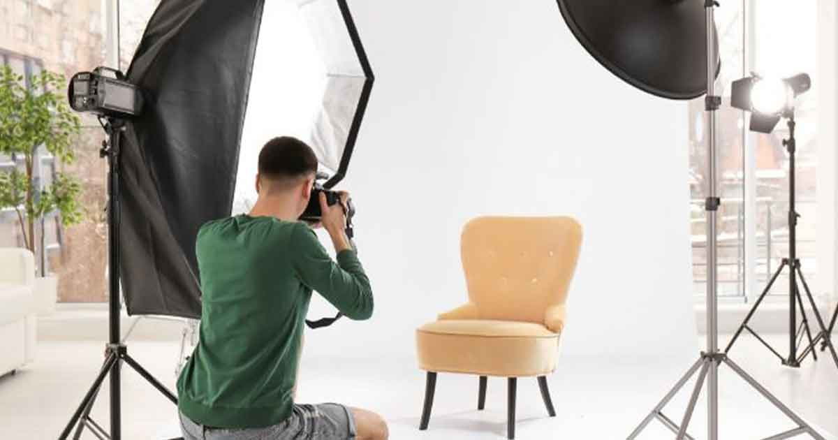 Proper Studio Light for Product Photography