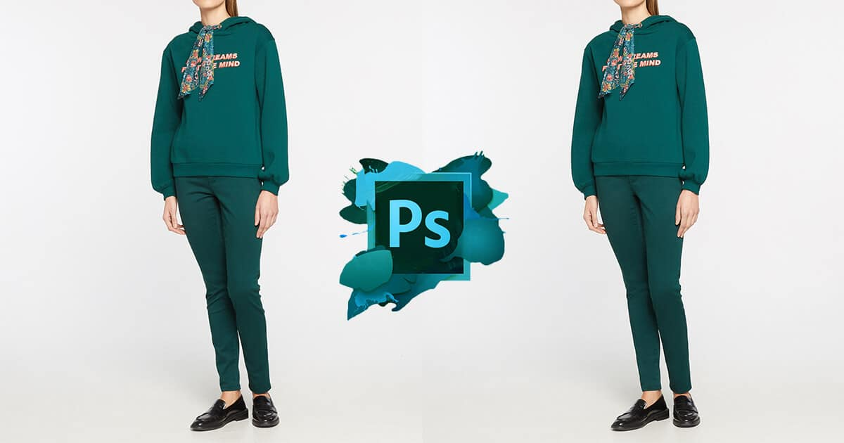 How to Remove Clothing Wrinkles in Photoshop